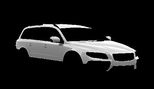 Цвета кузова XC70